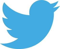 Global-Konto auf Twitter